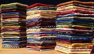 Celebrate Quilts and More...: Domingo de hexágonos