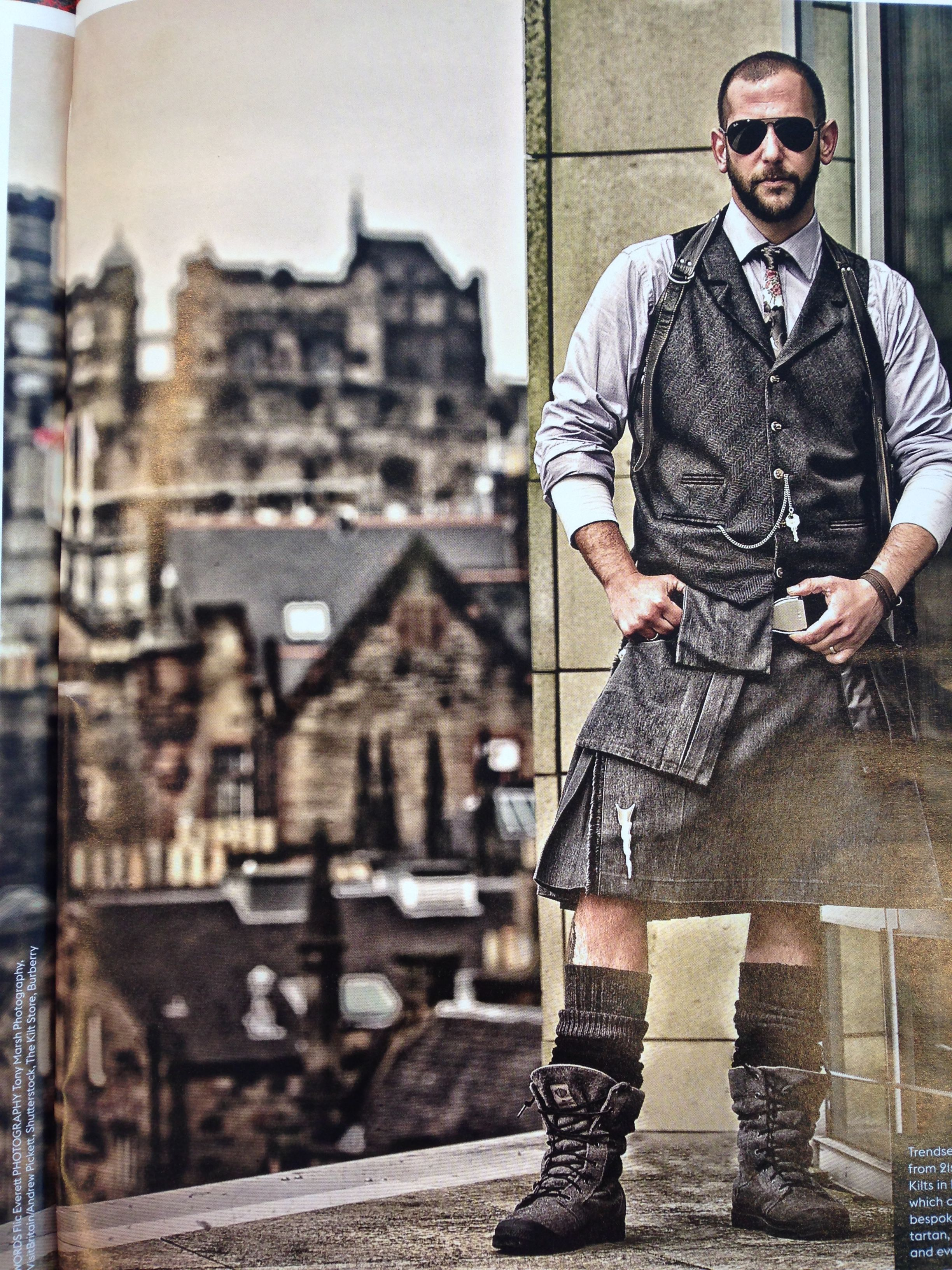 21st Century Kilts Kilt Outfits Men In Kilts Modern Kilts