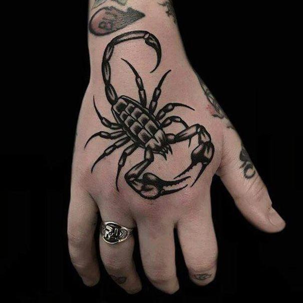 18 Stunning Tribal Scorpion Tattoo: Scorpio Zodiac Tattoos 2018
