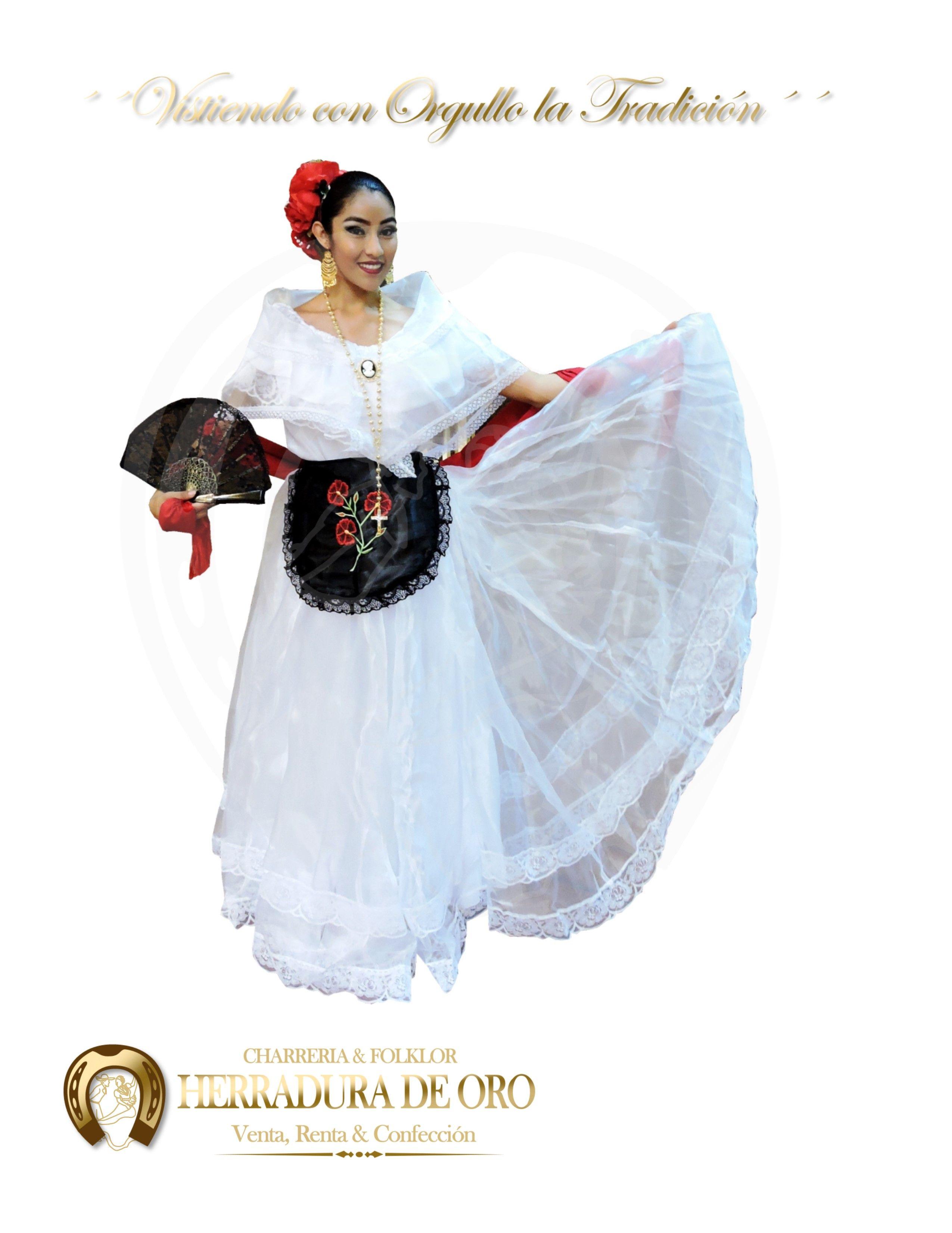 Traje Folklorico Del Estado De Veracruz 1947 Venta Renta Y