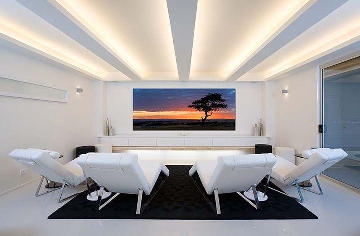 home theater <3 | Indoor Theatre Lightings | Pinterest | Room ...
