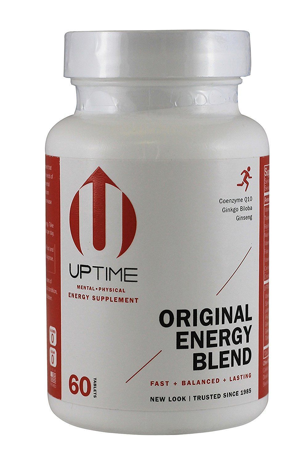 Up Time Energy Blend Supplement 60 Capsules Supplements Energy Supplements Nutritional Supplements