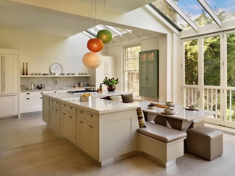 Kitchen Island As Dining Table pinterest • the world's catalog of ideas