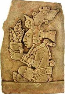 Yum Kaax Aztec Art Mayan Art Mayan Symbols