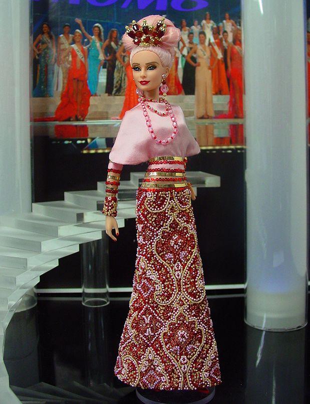 Barbie Miss Uzbekistan 2012
