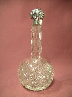 Victorian Perfume Bottle Birmingham 1895   Things I Want on