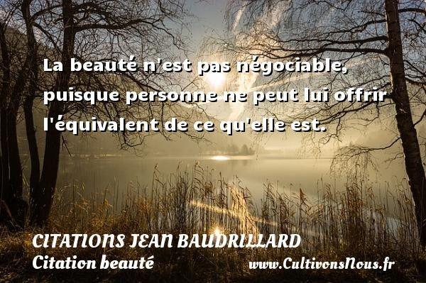 Citation Sur La Beauté Beaute Citation Offrir
