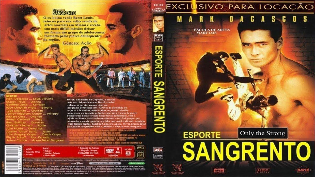 Esporte Sangrento Filme Completo Dublado 1993 Cute766