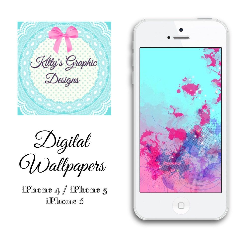 A personal favorite from my Etsy shop https://www.etsy.com/ca/listing/244427845/iphone-wallpaper-phone-background