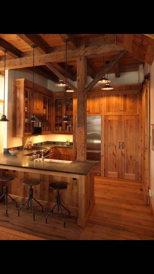 Rustikale Küchenschränke pin corsie auf home