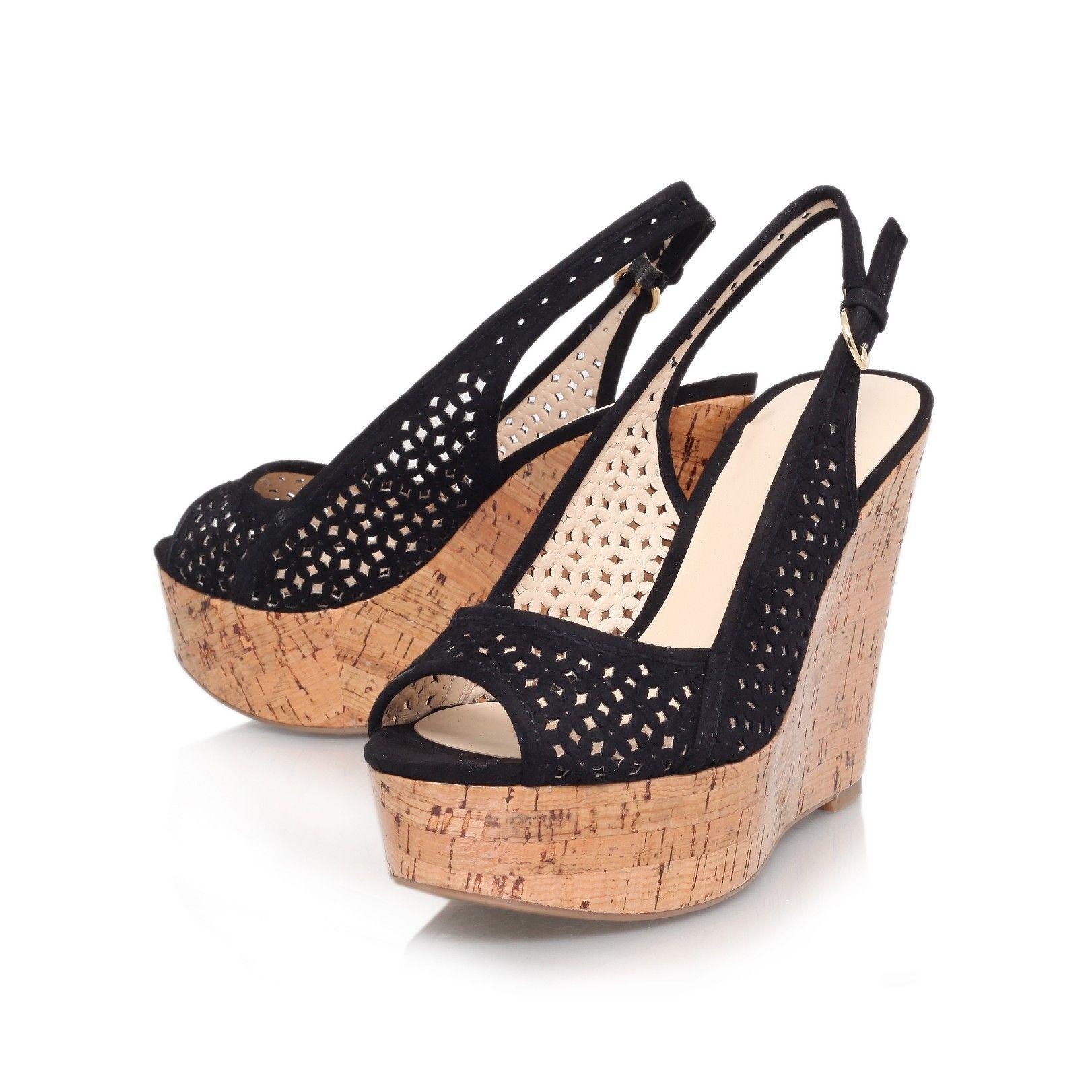 e151b27c90 axey, black shoe by nine west - women shoes | Shoes! Cut Out | Black ...