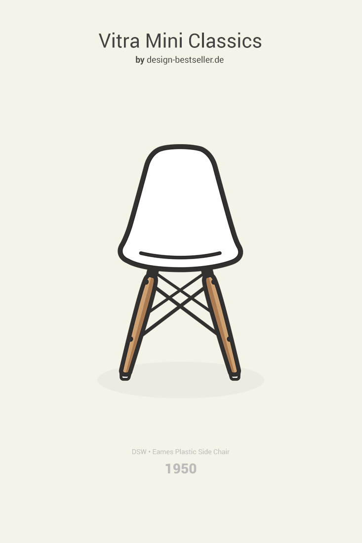 An Vitra illustration project by design-bestseller.de and pooliestudios. #vitra #dsw