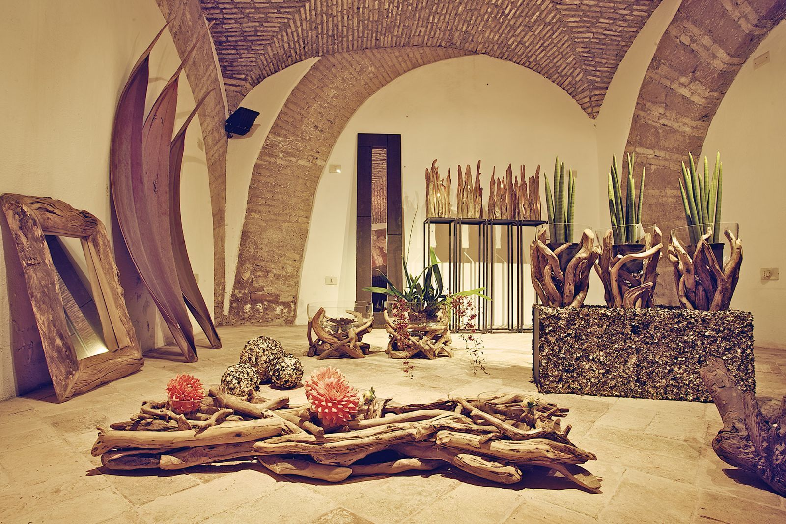 Interior design tulipani bianchi flower design roma for Interior designer a roma