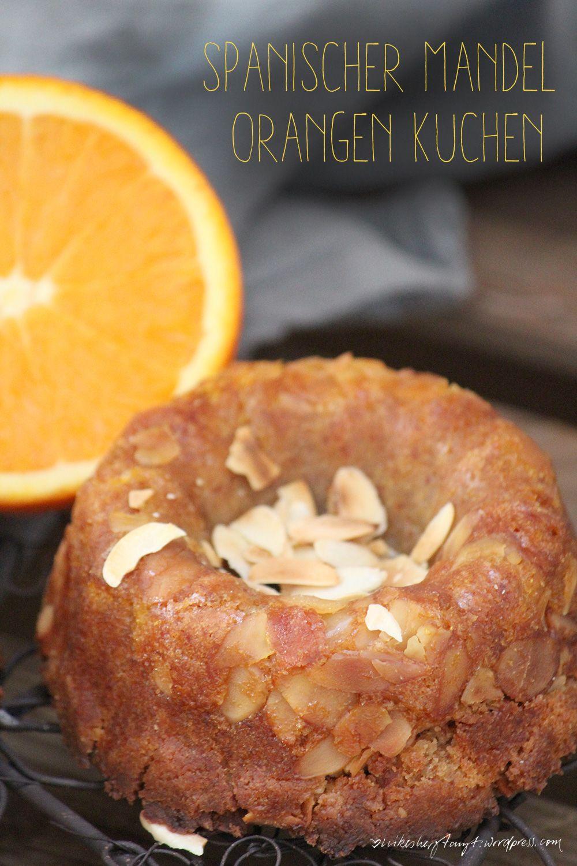 Spanischer Mandel Orangen Kuchen Rezepte Auf Deutsch Kuchen