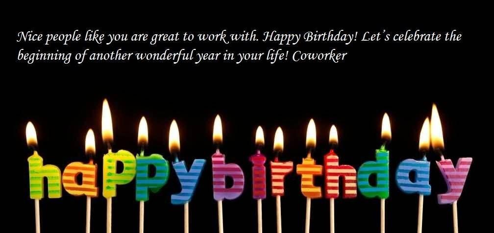 Birthday Wishes For Senior Colleague Happy Birthday