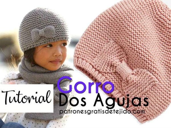 Pin En Gorros Tejidos A Crochet Y A Dos Agujas