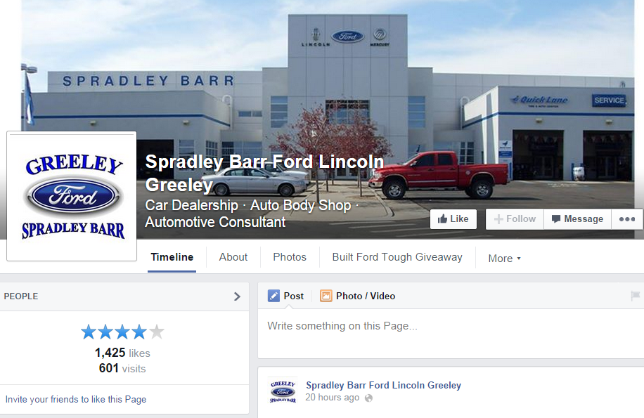 Spradley Barr Ford >> Pin By Spradley Barr Ford Lincoln Greeley On Spradley Barr Ford