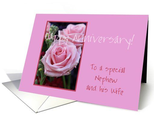 Wish to couple a happy marriage life and wedding anniversary on