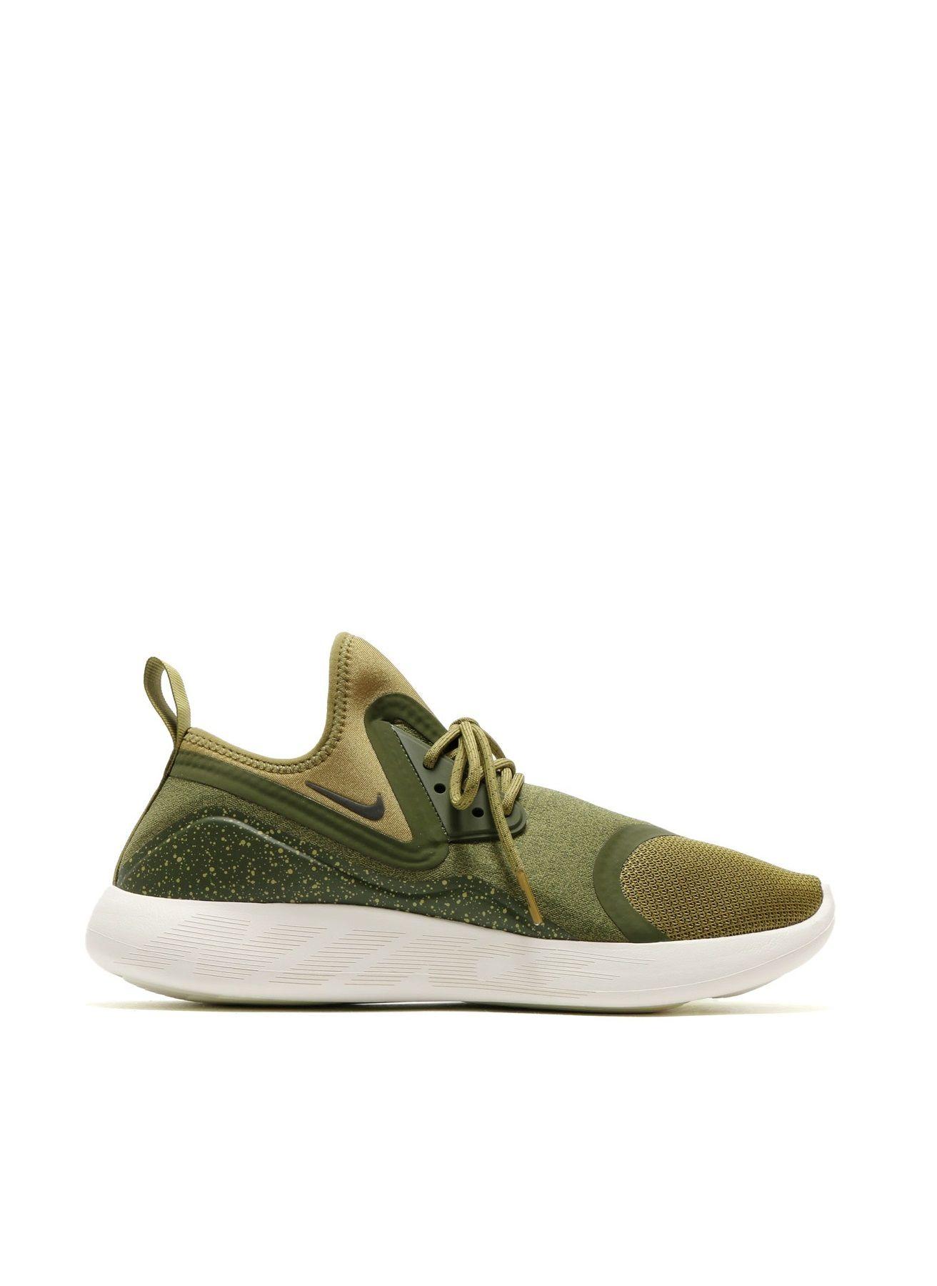 Nike Lunarcharge: Camper Green