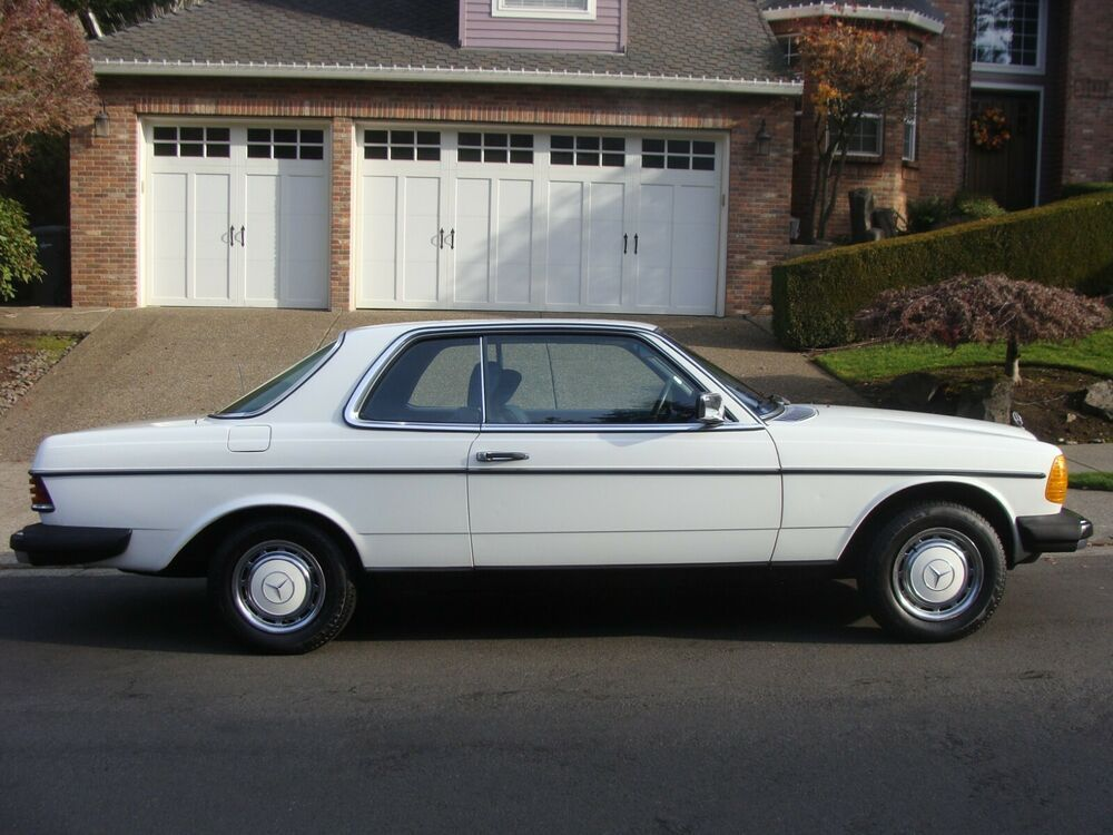 1979 mercedesbenz 300series with images mercedes