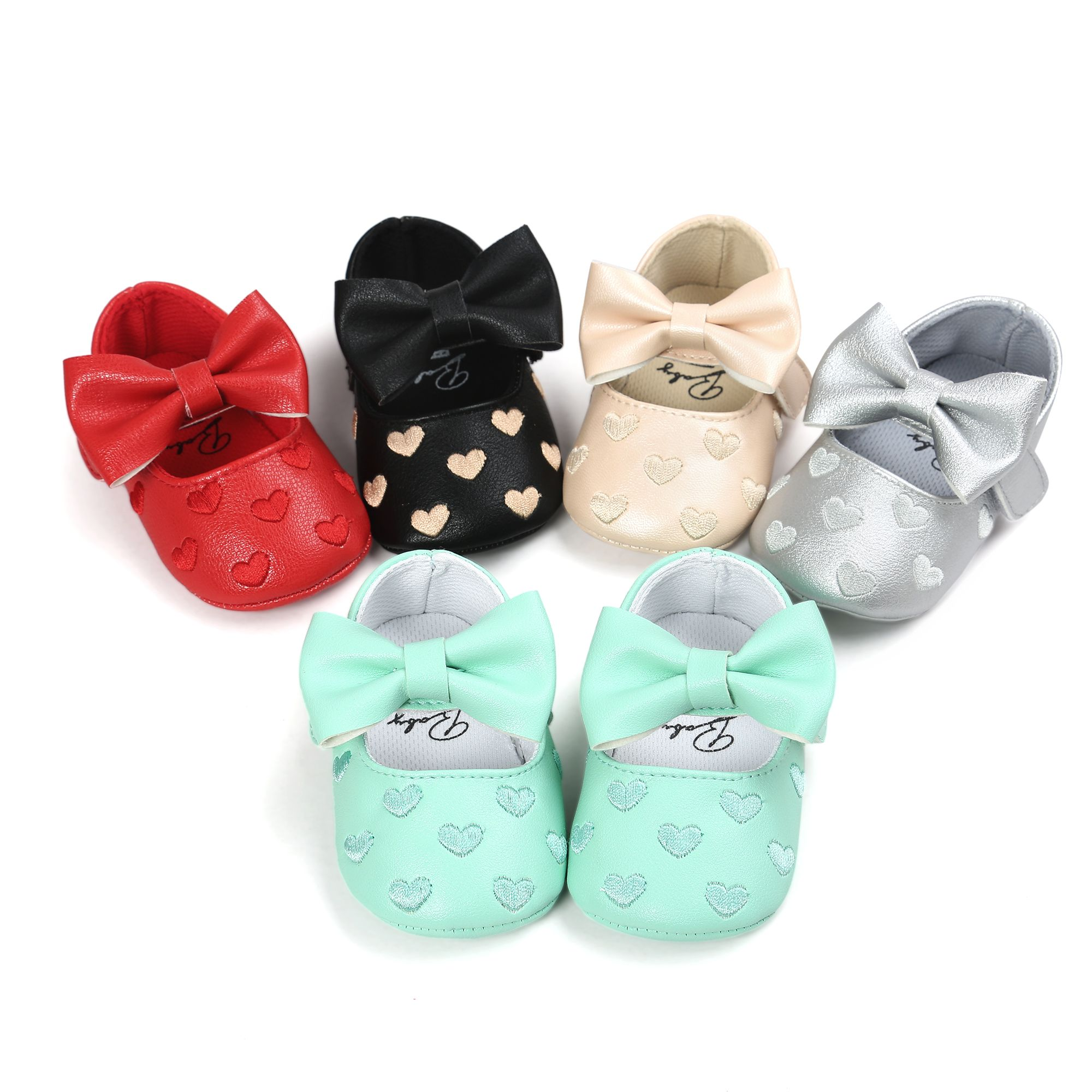 to Buy ROMIRUS New Arrival Sweet Female Baby Shoes Girls