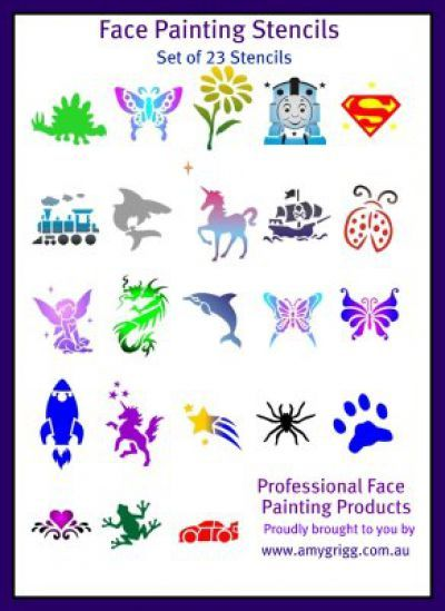 Simple Face Painting Designs For Boys Easy Beginners The Best Face Painting Stencils Face Painting Face Painting Easy