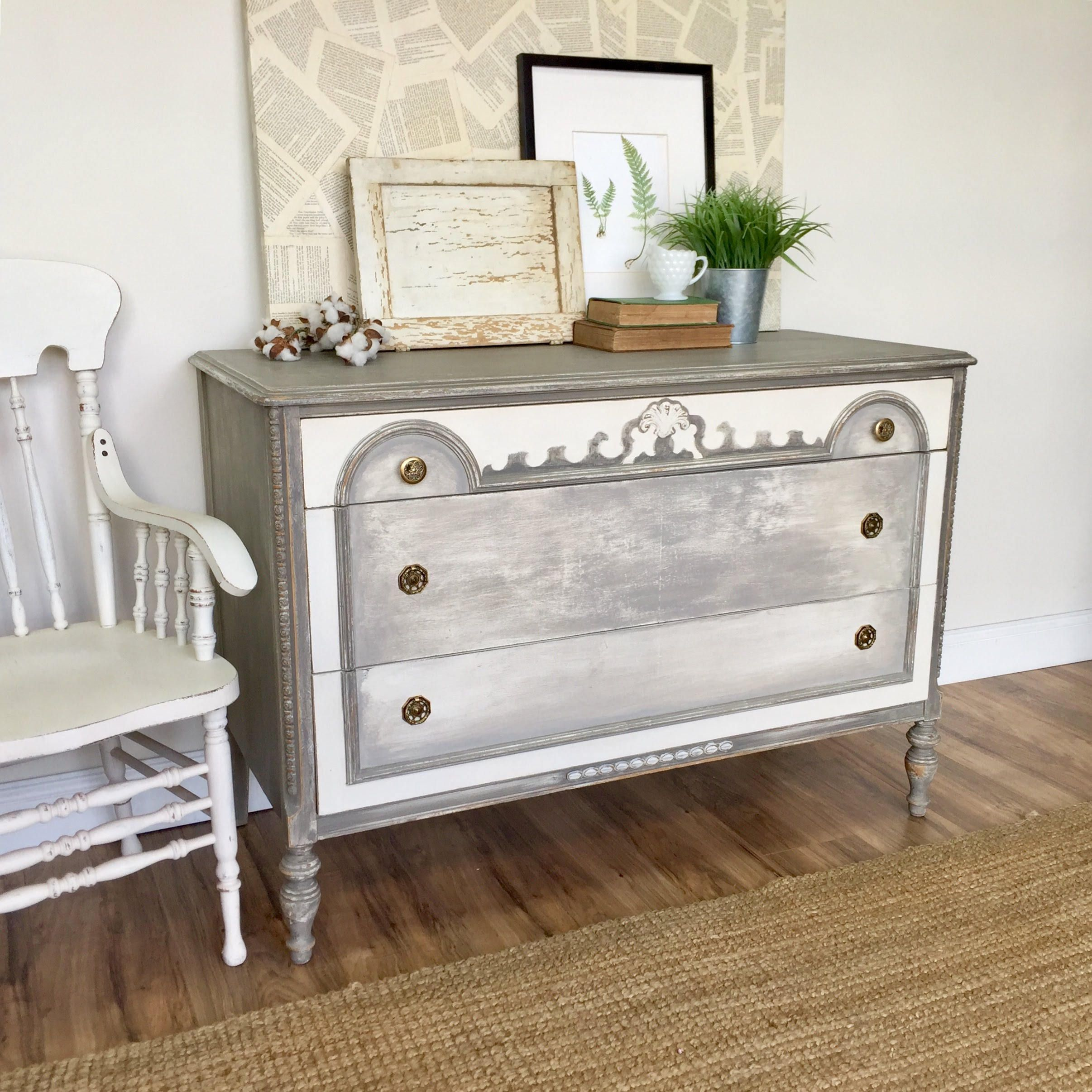 Vintage Decor And Distressed Furniture In Sparta Township Nj Vintage Hip Decor Shabby Chic Dresser Shabby Chic Furniture Farmhouse Furniture [ 2412 x 2412 Pixel ]
