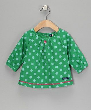 Green Babble Organic Top - Infant