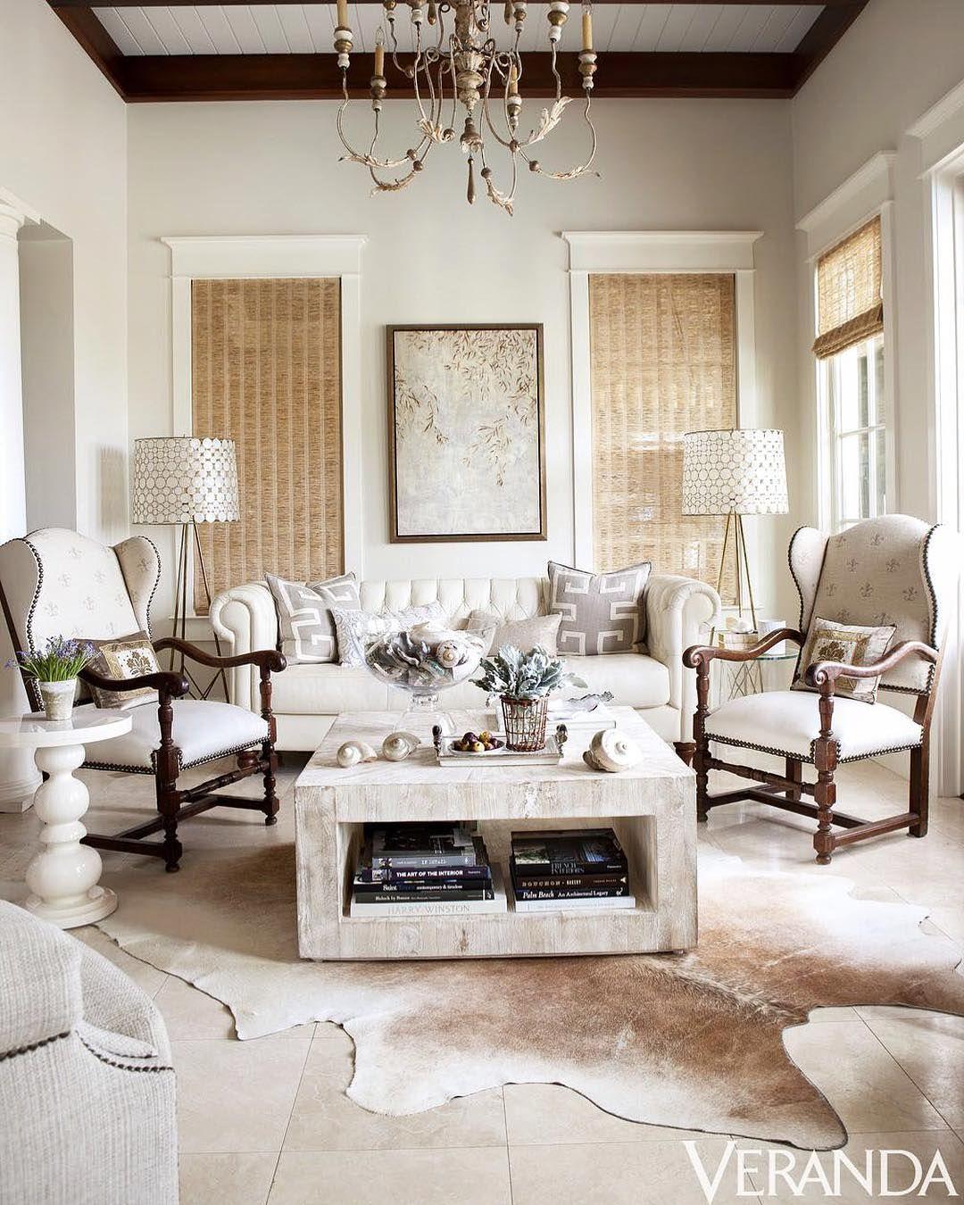 Living Room Photo Via Tara Shaw On Instagram Admiring This