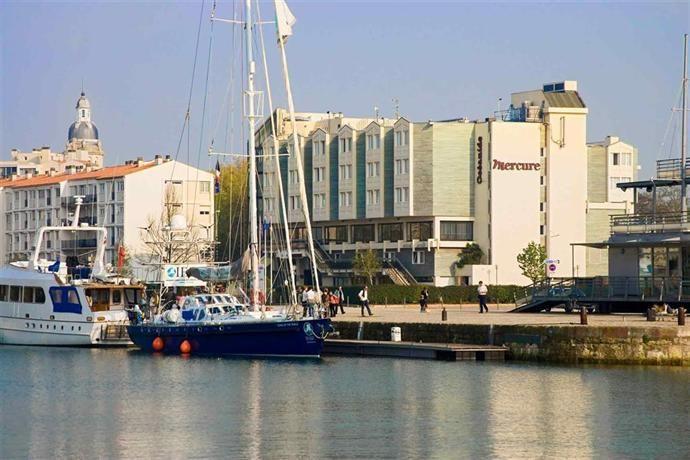 Hotel Deal Checker - Mercure La Rochelle Vieux Port Sud