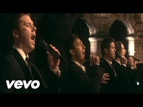 Music video by il divo performing adagio c 2008 simco limited under exclusive license to sony - Il divo adagio lyrics ...
