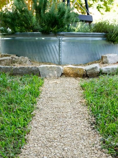 How to Install a French Drain | French drain, Backyard, Patio