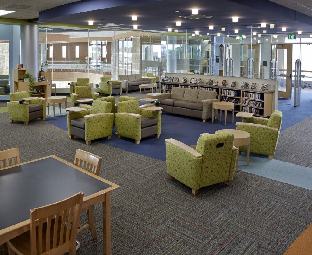 Madison College Is Undergoing A Campus Wide Building Project Incorporating Design Trends For Higher Education