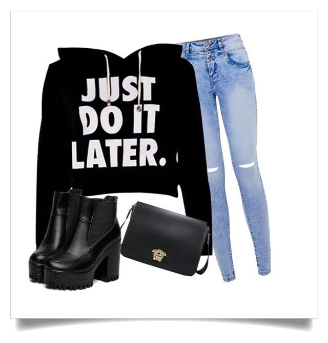 """Casual Lucy"" by lipa-minnie ❤ liked on Polyvore"