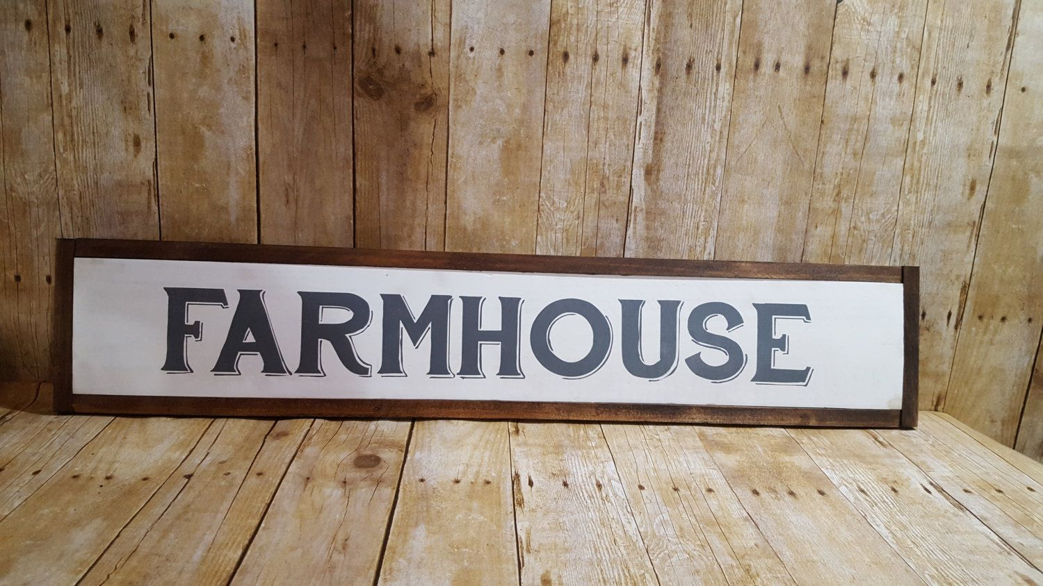 Farmhouse sign, sign for over sink, kitchen sign, grocery