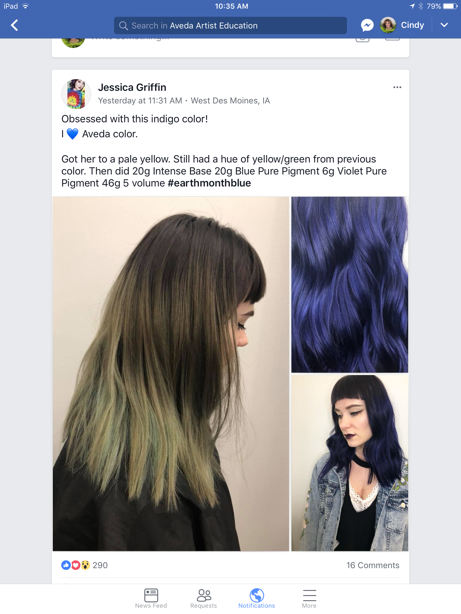 Pin By Leandra Jacoby On Aveda Colors In