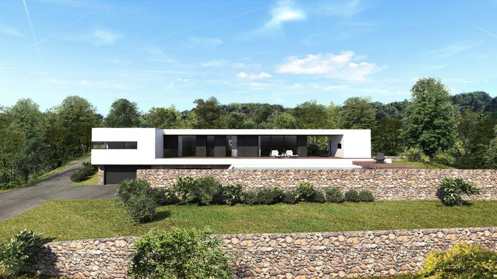 Idées de design du0027intérieur et photos de rénovation Architecture - creer le plan de sa maison