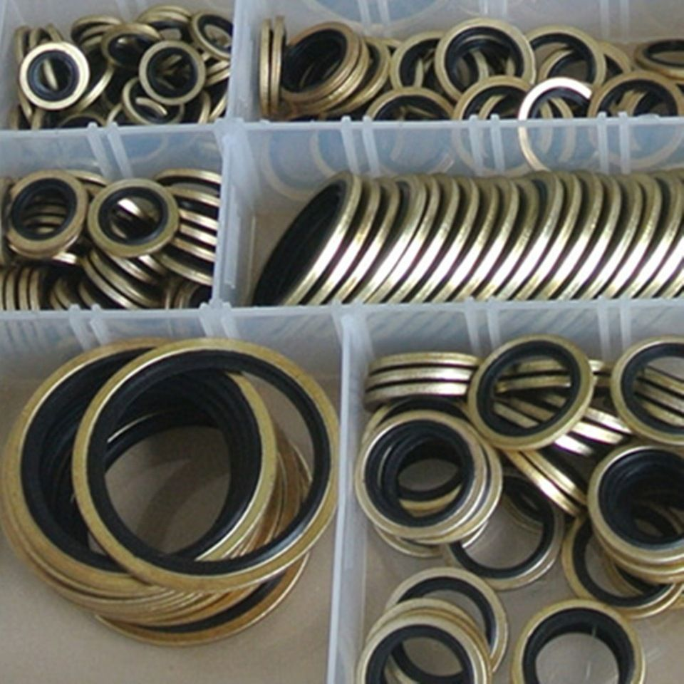 Hot selling bonded seal, brass flat washer,copper washer | alibaba ...