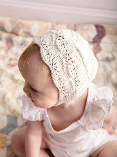 One Skein Knitting Projects For Baby - Pretty, Quick And