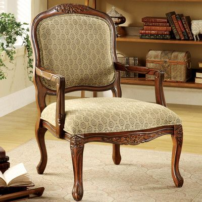 Furniture of America Itla Transitional
