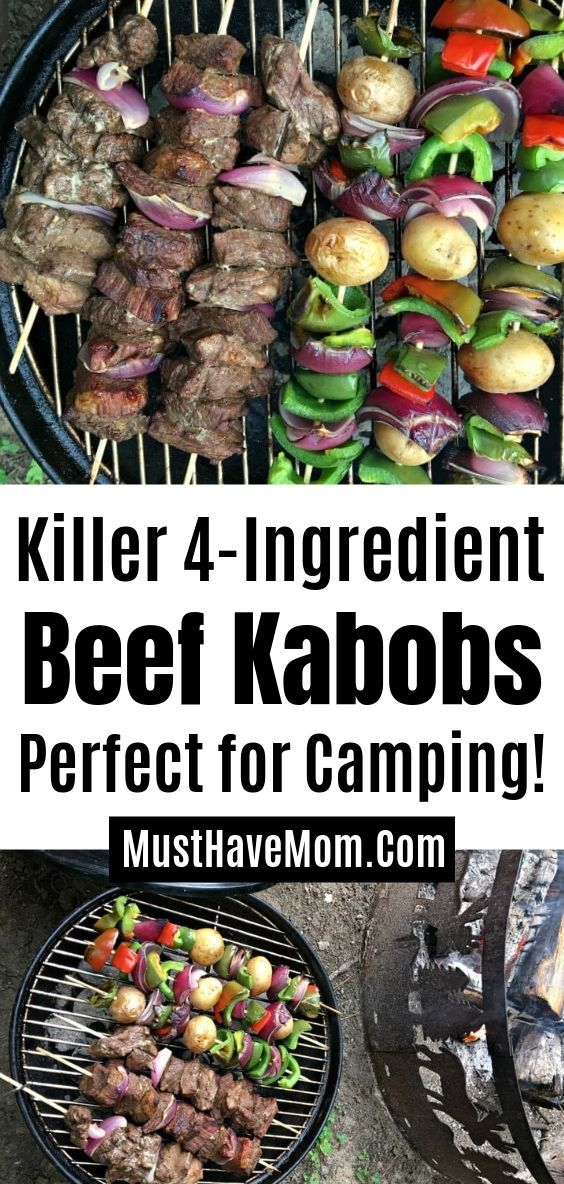 BEST Beef Kabob Marinade Recipe #marinadeforbeef