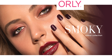 Poster For The Orly Smoky Fall 2014 Nail Polish Collection