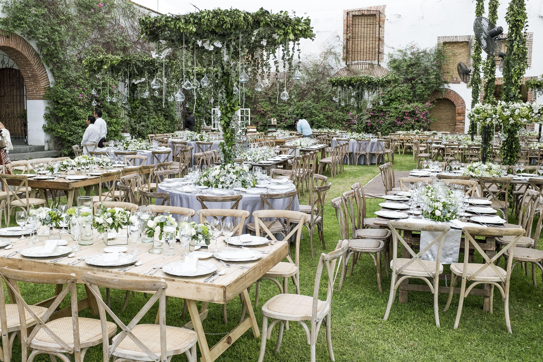 My Wedding Decoration Vintage Green Garden Dinner Wedding Decoration Wedding Deco My Wedding Wedding Decorations