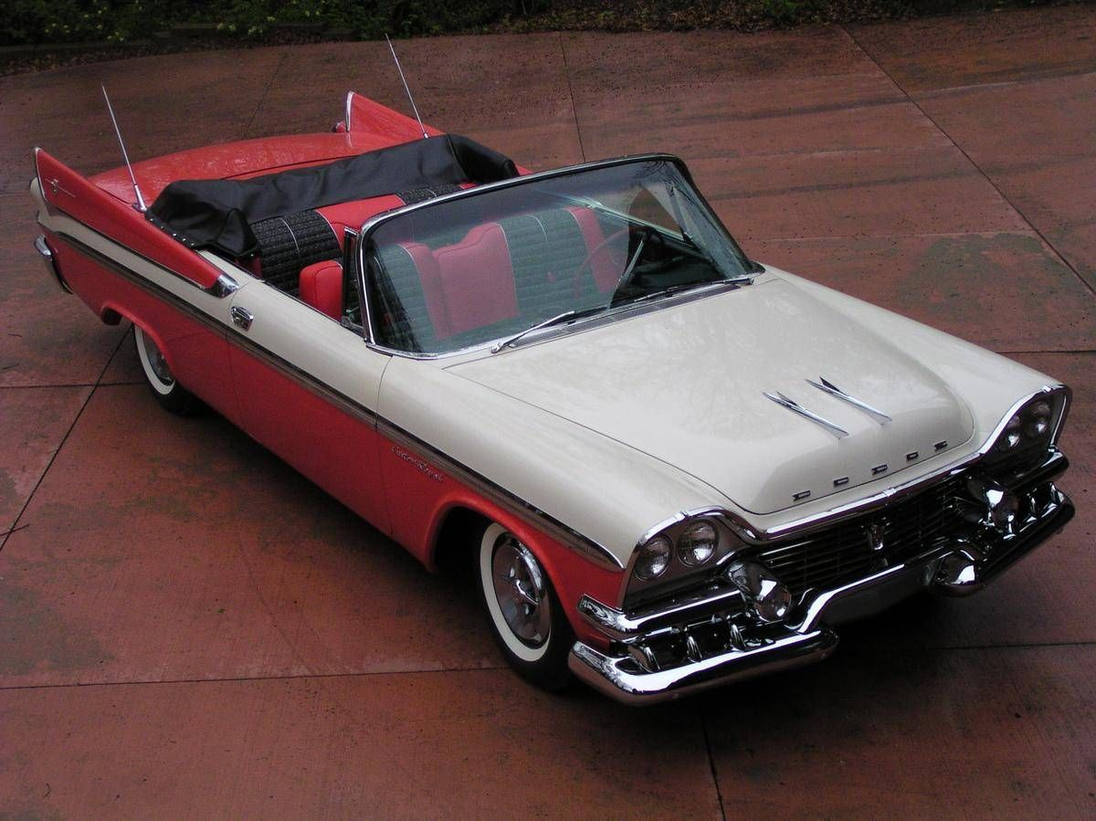 1958 Dodge Custom Royal D500 for sale #2200546 - Hemmings Motor News