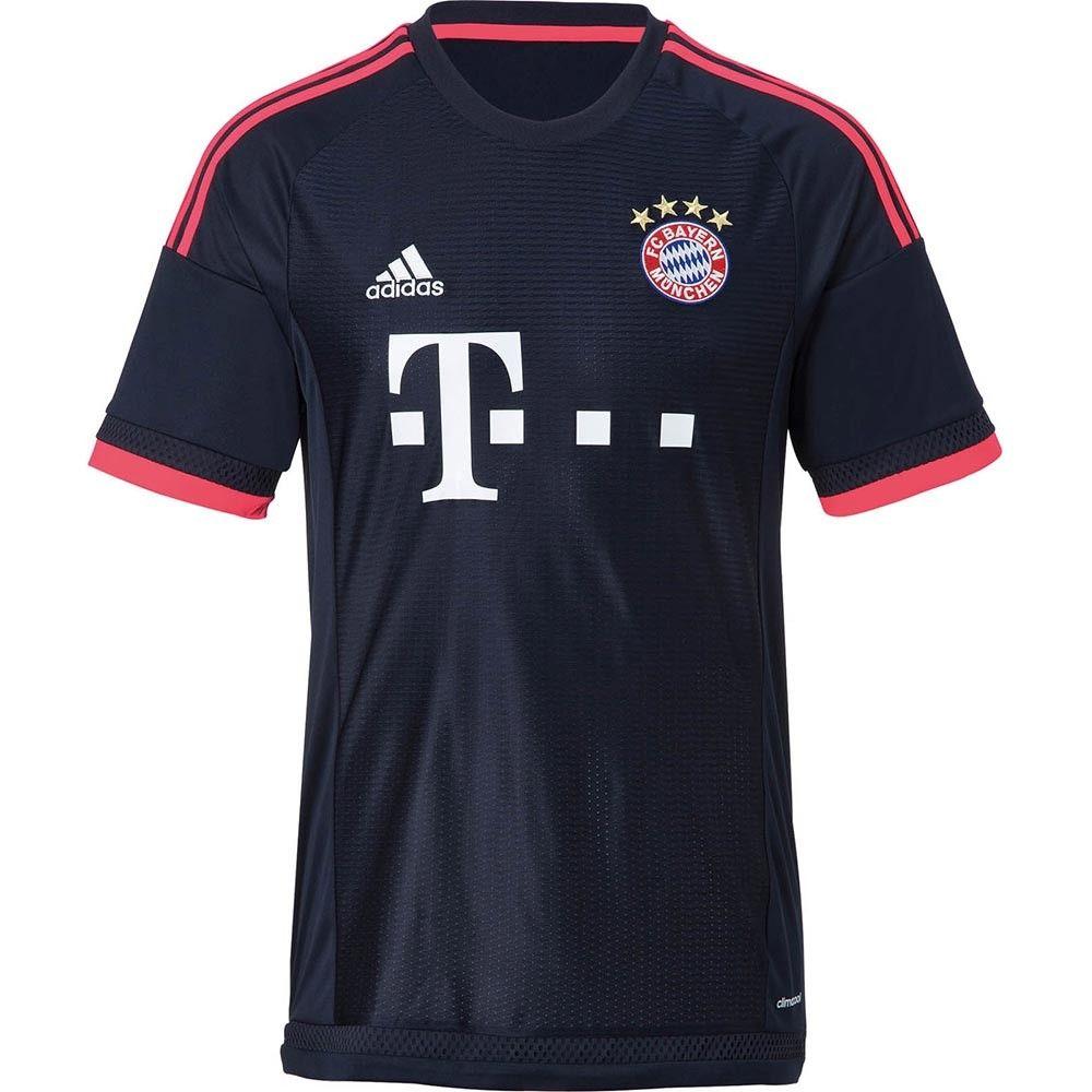 Adidas Bayern Munich Third Jersey 15 16 Bayern Munich Bayern Champions League