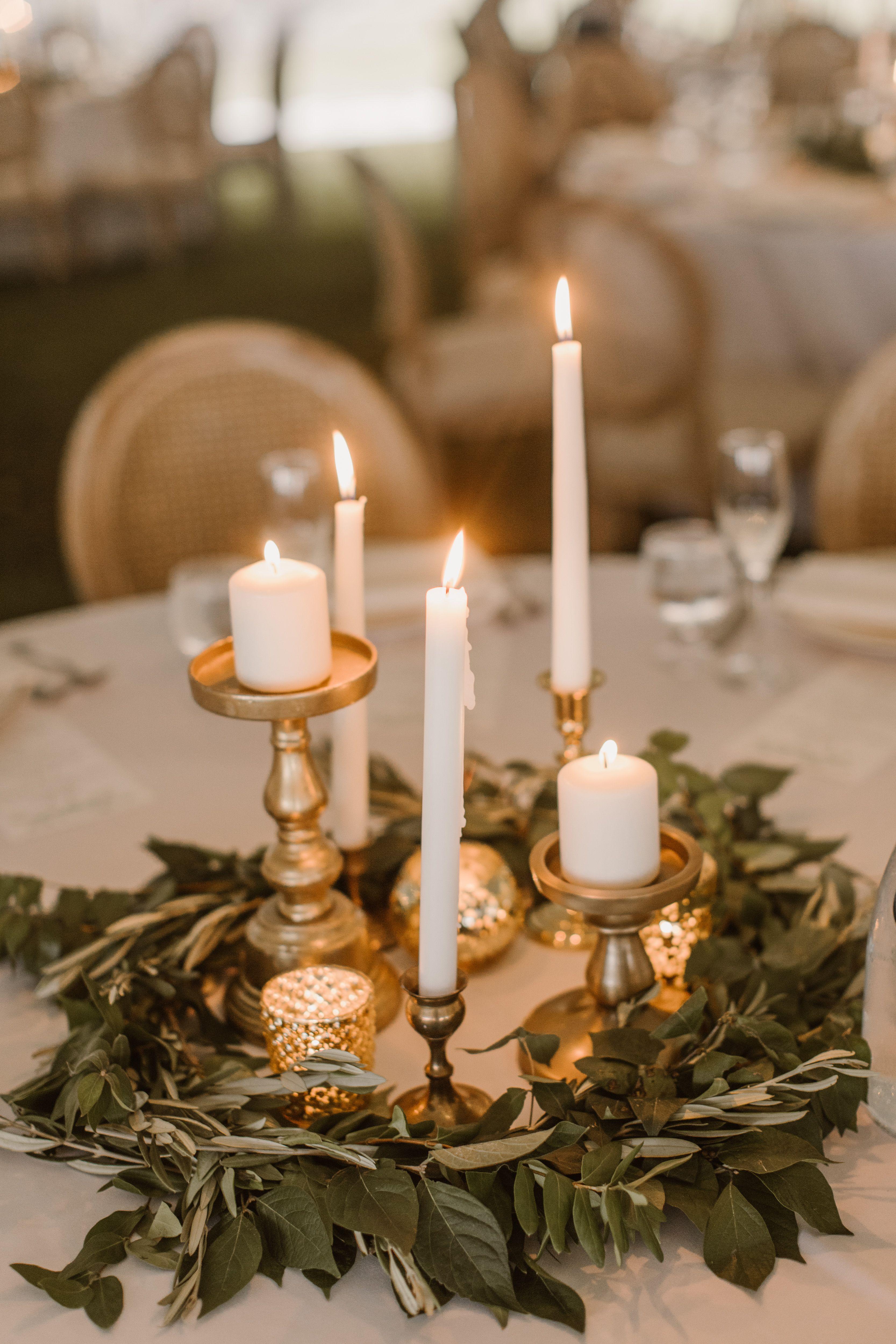 Wedding Lighting Inspiration Rentals White Glove Rentals Ft Brass Candlest Candlestick Centerpiece Wedding Wedding Lights Cheap Wedding Table Centerpieces