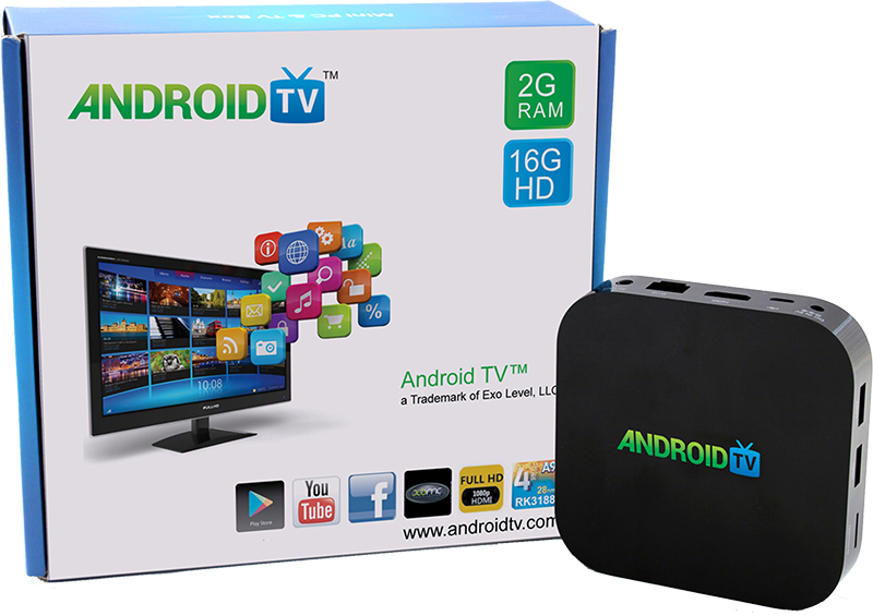 AndroidTV ,hit shows, movies, favorite apps like Netflix