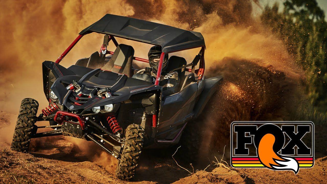 Yamaha YXZ1000R Exclusive FOX® Podium X2 Shocks Yamaha