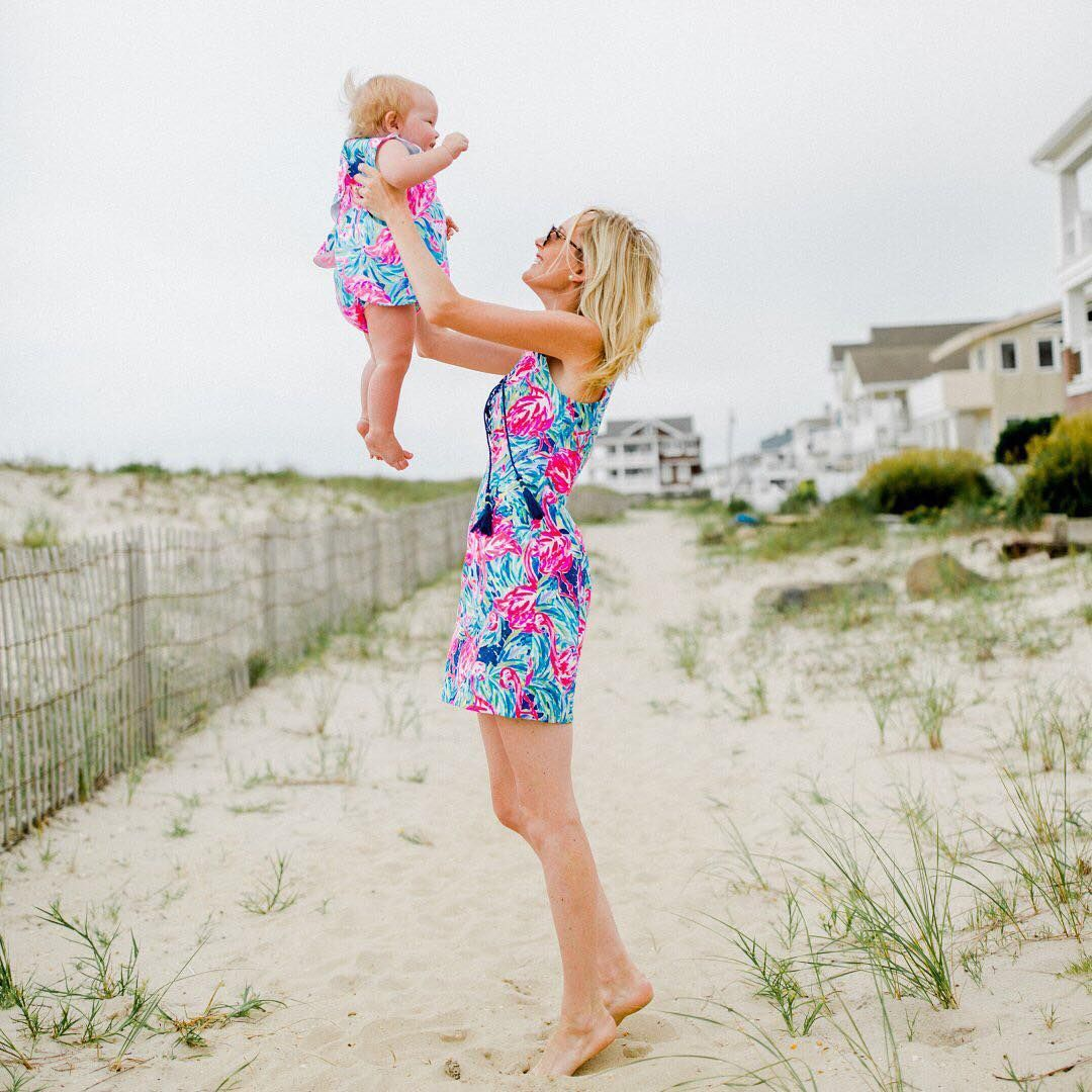 43e98ebc3d Mommy and me outfits - Lilly Pulitzer Mother Daughter Matching Outfits  Collection