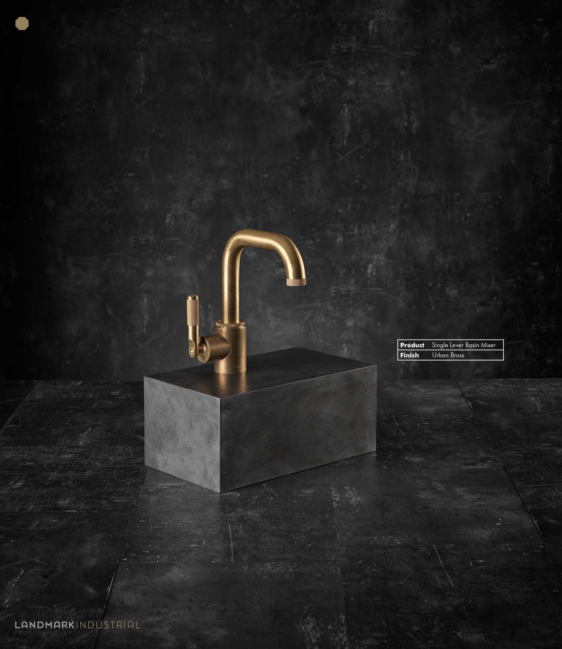 samuel heath landmark industrial - | Bathroom - Faucets | Pinterest ...